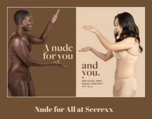 Nude For All Secrexx