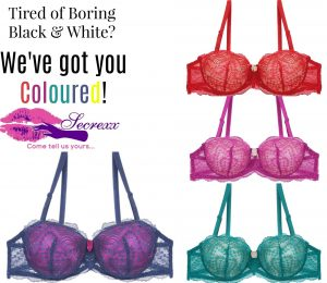 Gorgeous Bra Offers at Secrexx