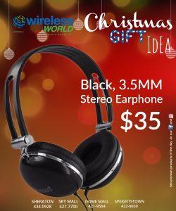 Wireless World Gift Idea