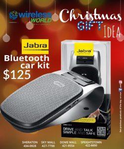 Wireless World Bluetooth Gift Idea