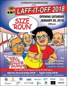 Laff it Off 2018