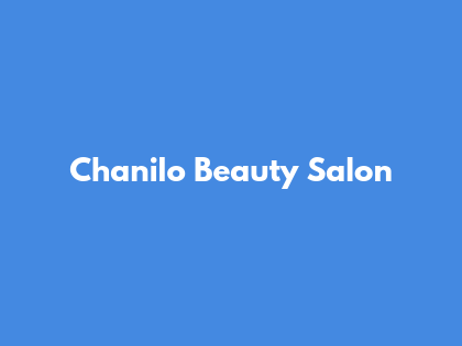 Chanilo Beauty Salon