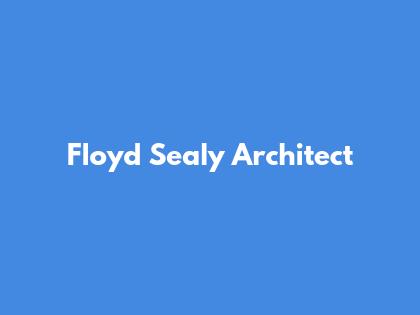 Floyd Sealy Architect Ltd.