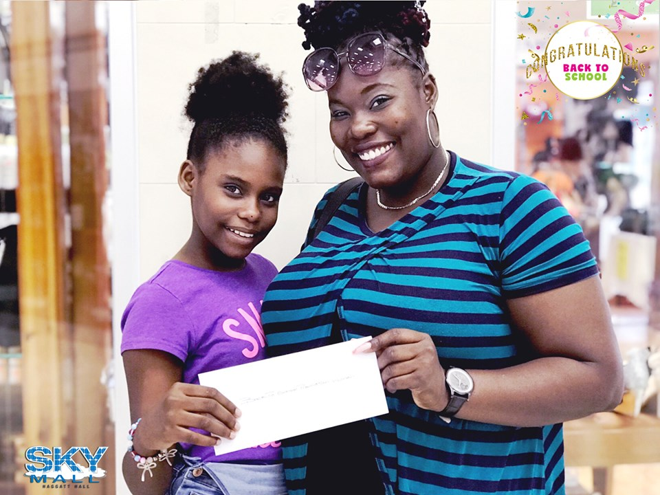 CONGRATULATIONS to our grand prize winners Kerry & Wynter Rowe