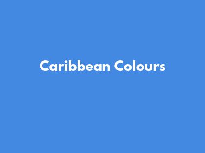 Caribbean Colours