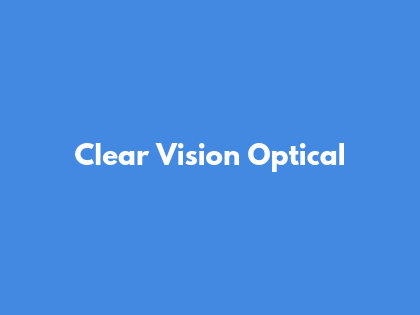 Clear Vision Optical