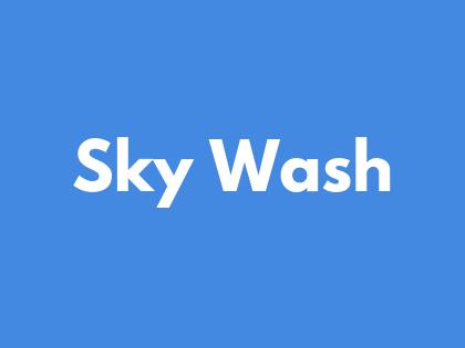 SKY Wash